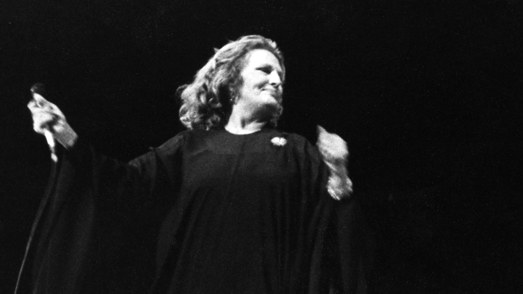 AMÁLIA RODRIGUES, LIVE IN NYC